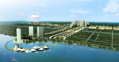 Marina Bay Luxury - KDT mới Phương Trang