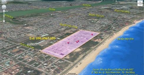 Khu dân cư 387 Đà Nẵng