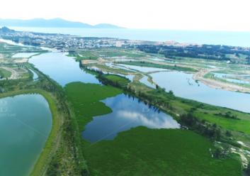 Cuộc chuyển mình mạnh mẽ của những khu đô thị mới bên dòng sông Cổ Cò