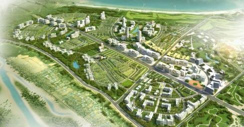 Khu đô thị sinh thái Nhơn Hội - Bình Định