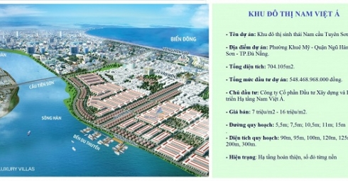 Khu đô thị Nam Việt Á