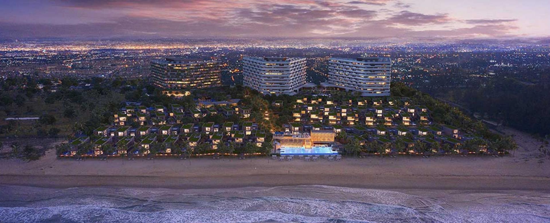 Tổ hợp nghỉ dưỡng Shantira Beach Resort & Spa Hội An